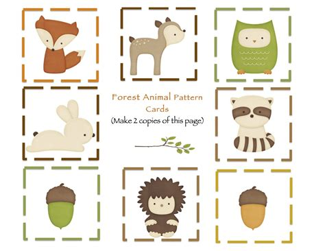 printable rainforest animal cards templates of animals myideasbedroom com