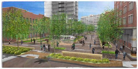 shelter house iowa city genus landscape architects iowa city pedestrian mall improvements
