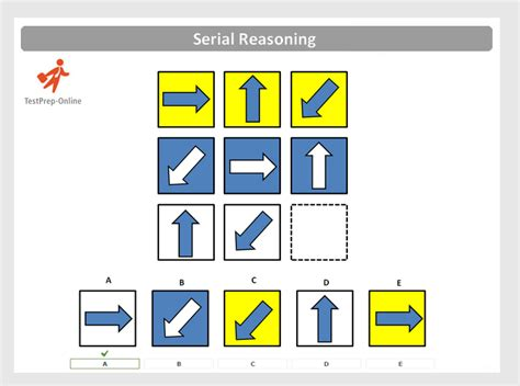 matrix pattern questions nnat serial reasoning questions tips testprep online