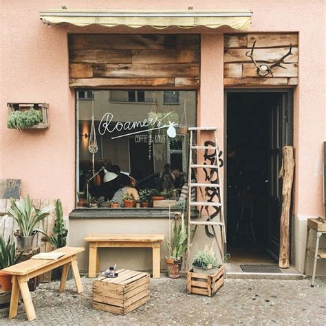 cute cafes   world small cafe design