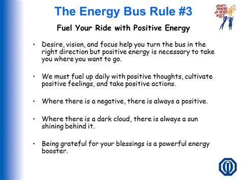 The Energy 10 To Fuel Your Work And Team Ebook 10 for the ride of your life ppt