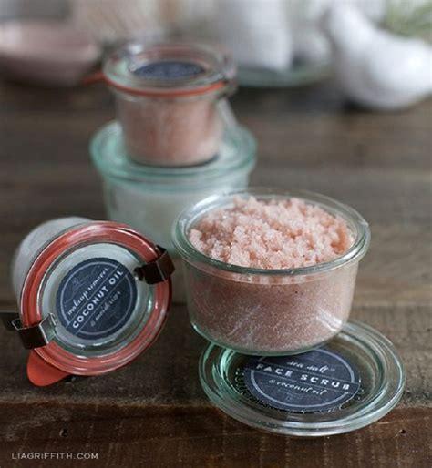 diy sea salt scrub top 10 diy coconut products top inspired