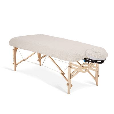 earthlite samadhi pro deluxe table earthlite samadhi deluxe fleece pad set massage table