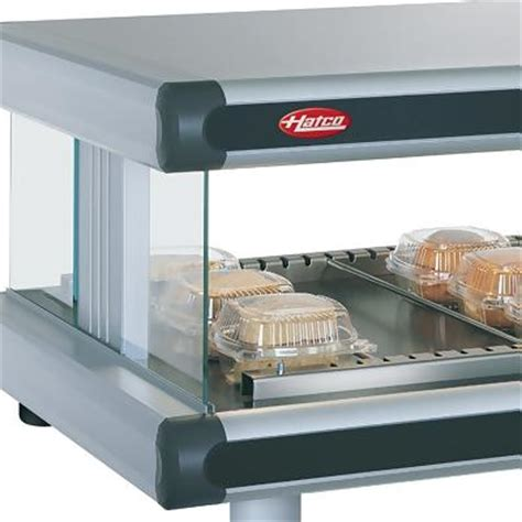 Sandwich Shelf hatco gr2sdh 48 54 125 quot w glo sandwich display chute food display zesco