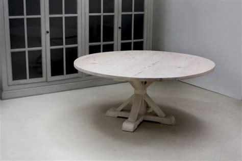 Meja Kayu Bulat ide konsep meja minimalis untuk ruang tamu idaman