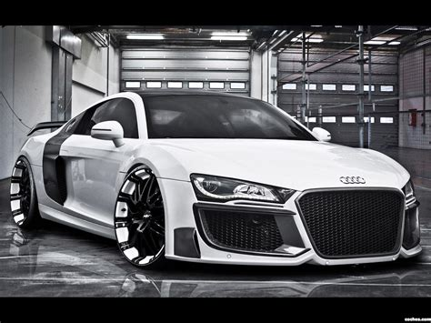 Fotos de Audi R8 Regula Tuning 2012