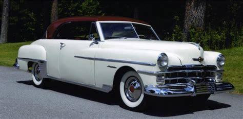 Consign It Home Interiors by 1950 Chrysler Windsor Newport 2 Door Hardtop 157756