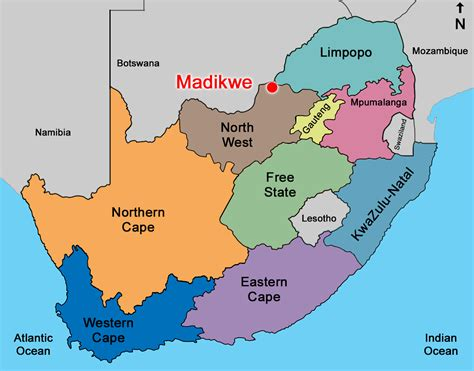 south africa map quiz africa map