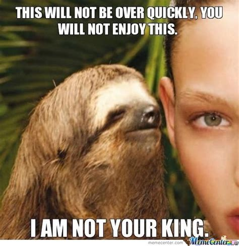 Funny Sloth Memes - sloth memes best collection of funny sloth pictures