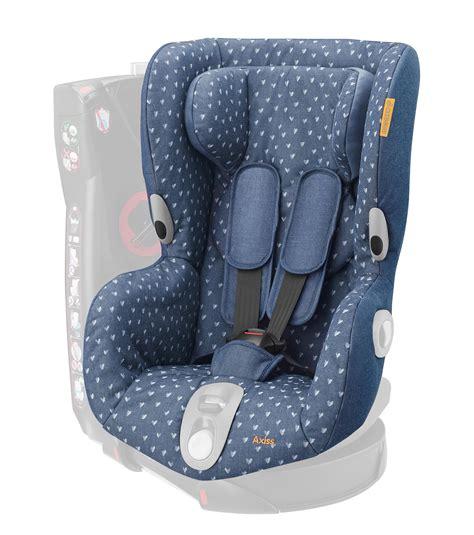 maxi cosi car seat cover maxi cosi axiss seat cover denim hearts co uk baby