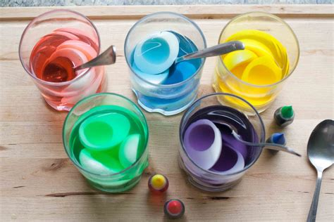 food coloring egg dye for the of food colored deviled eggs