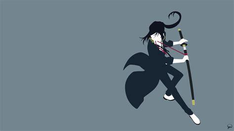 wallpaper anime minimalist kuroh yatogami k minimalist wallpaper by greenmapple17