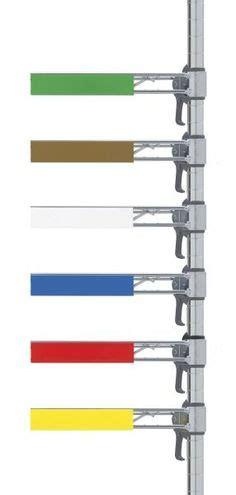 Super Erecta Accessories On Pinterest Shelf Dividers Metro Shelving Parts