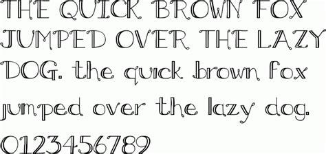 free doodle dot font lindsay snicker doodle free font