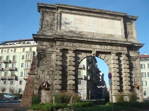 porta romana l arco di porta romana picture of arco di porta romana