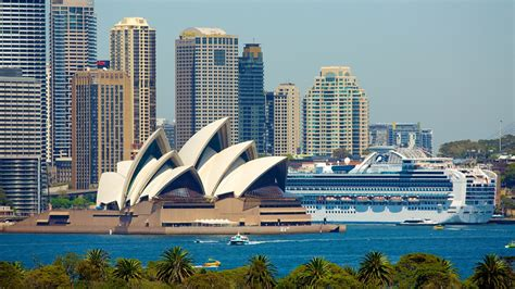 Sydney Opera House The Tourist Destination With The Best | sydney opera house the tourist destination with the best