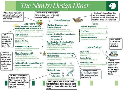 menu layout science the science of menu design how restaurants can make you