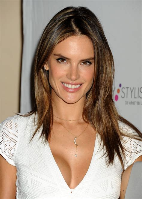 Alessandra Ambrosio by Alessandra Ambrosio At Simple Stylist Do What You