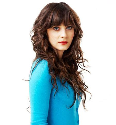 new 670 1 bangs in hair long curly hairstyles with bangs for 2017 long