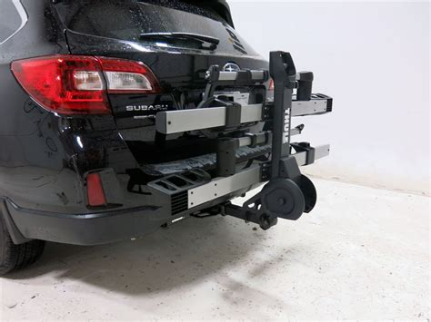 Subaru Hitch Bike Rack by 2016 Subaru Outback Wagon Thule T2 Pro 2 Bike Platform