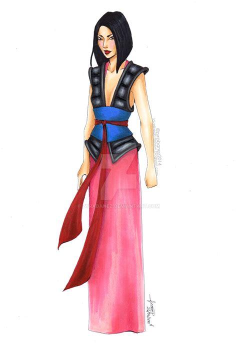 fashion illustration zyra 333 fashion illustration mulan by zyrabanez on deviantart