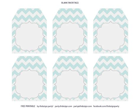 free template for name card elephant free chevron printables from thdezign catch