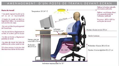 ergonomie poste de travail bureau ergonomie poste informatique hn66 jornalagora