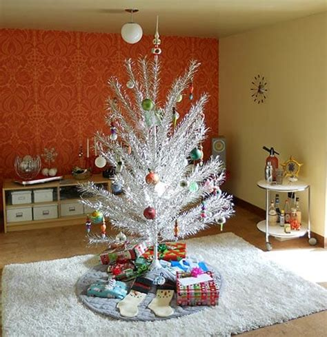 1950s aluminum christmas tree 9 places to find aluminum trees vintage and reproduction retro renovation