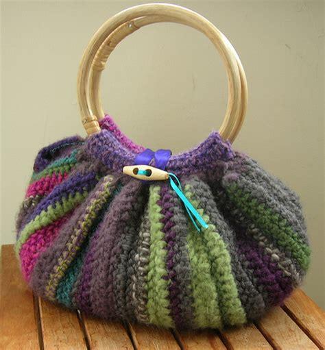 crochet pattern fat bottom bag bags a gallery on flickr