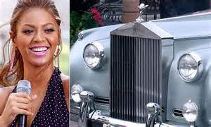 Beyonce Rolls Royce Beyonce And Rolls Royce Silvercloud Auto Types