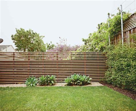 modern backyard fence modern vertical wood fence home gardens geek