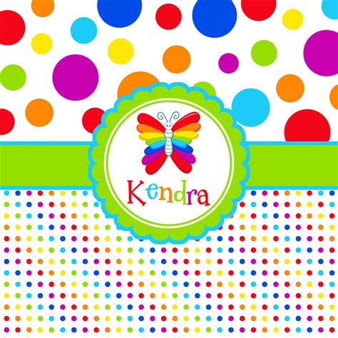 Bath Mat For Shower on sale rainbow and butterfly polka dot by pamperyourstyle