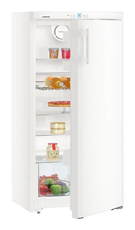 comfort appliances k 2630 comfort fridge liebherr