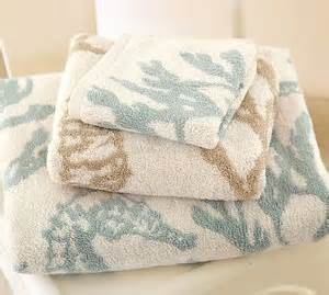 coral bath towels pottery barn 7 animal print home d 233 cor items lifestyle