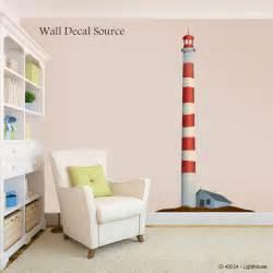 lighthouse wall sticker lighthouse wall decal vinyl lighthouse sticker by decalloft