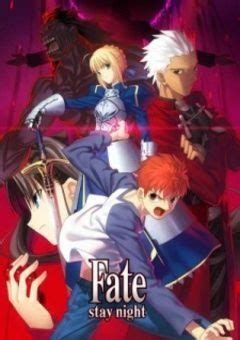 fate anime series plot fate stay fate stay