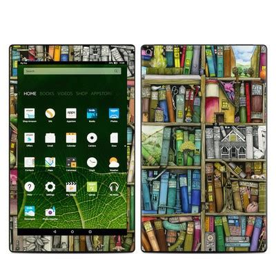 kindle hd10 2015 skins decalgirl