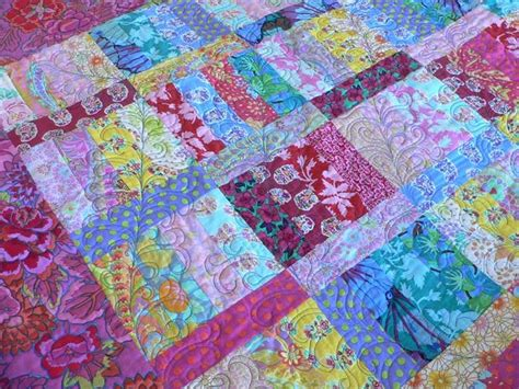 Patchwork Australia - quot kaffe tapestry quot quilt pattern by brenda gael smithat