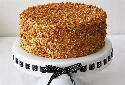 Moca Nougat Cake gourmet baking mocha nougatine cake