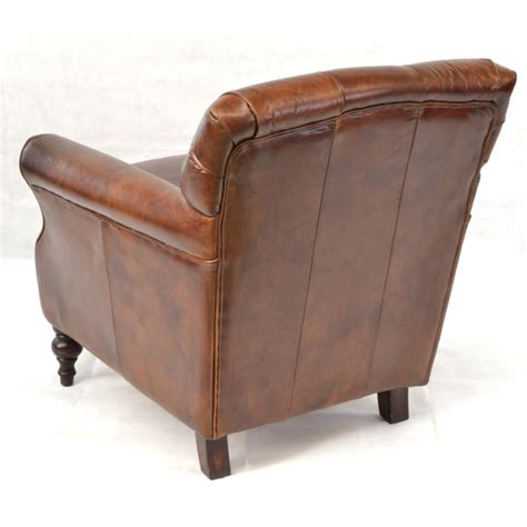 Sherlock Armchair by Sherlock Leather Armchair Vintage Leather Chair Fads