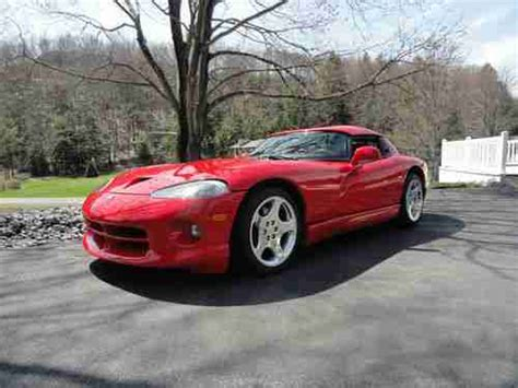 how does cars work 2001 dodge viper head up display sell used 2001 dodge viper in clearfield pa united states