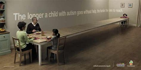 how to a service for autism 60 powerful social issue ads that ll make you stop and think