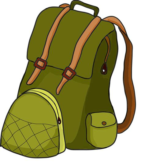 free backpack clipart pictures clipartix