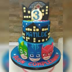 torta super pigiamini pj masks cake la tortivendola nuove torte pinterest pj mask