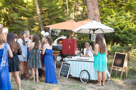 Casual Backyard Wedding by Casual Outdoor Wedding Rustic Wedding Chic
