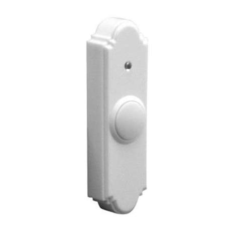 Battery Operated Wireless Doorbell - iq america wireless battery operated doorbell push button
