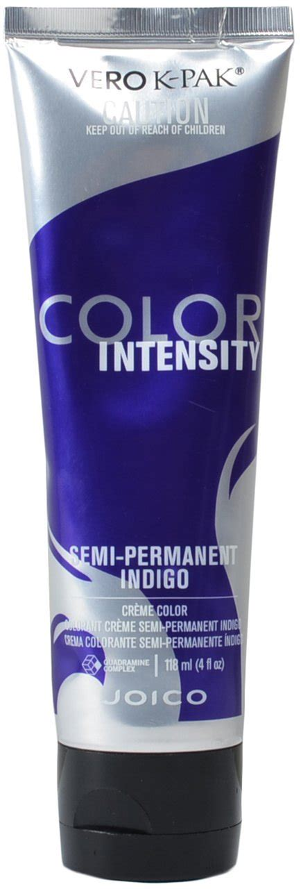 joico semi permanent color joico intensity semi permanent hair color