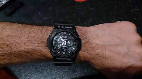 Casio G Shock Ga 150 Black As gents casio g shock alarm chronograph ga 150 1aer