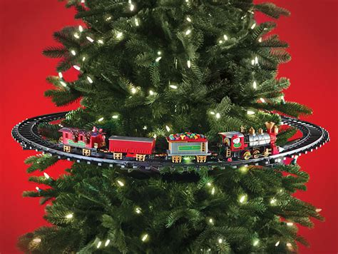 tren del 193 rbol de navidad mi log