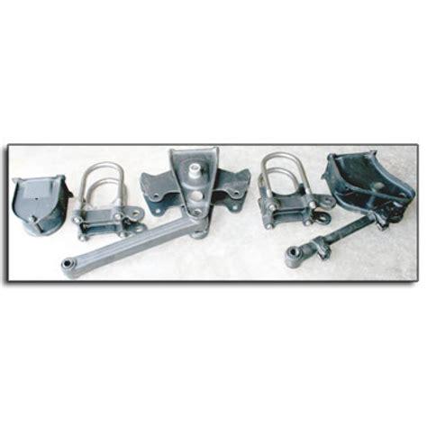 Hutch Suspensions hutch tandem suspension underslung 48k suspensions